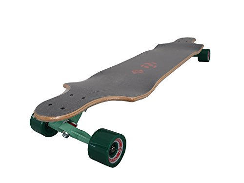 Streetsurfing Longboard Freeride Top Mount 39in - Wildstyle, Mehrfarbig, M, 2288034