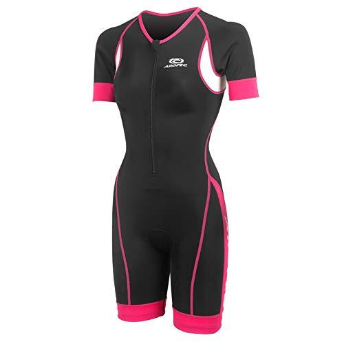 Aropec Aerosuit Panther Damen - Trisuit Women, Größe:M, Farbe:pink/schwarz