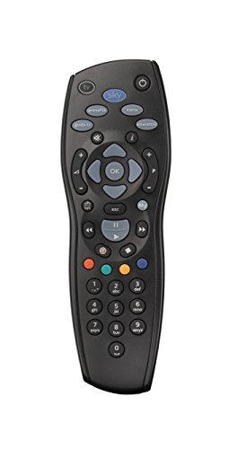 Sky 716 Mini Telecomando Universale per Decoder My-Sky e My-Sky HD, Nero