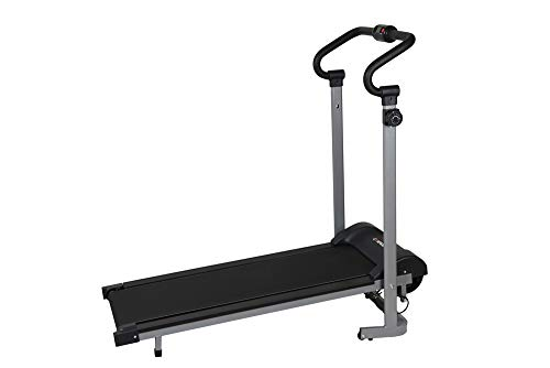 Confidence Fitness Magnetic Manual Treadmill for Running
