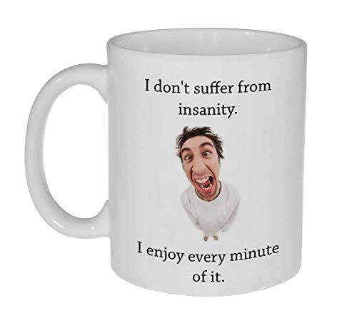 N\A Sufriendo de la Locura Taza de café o té