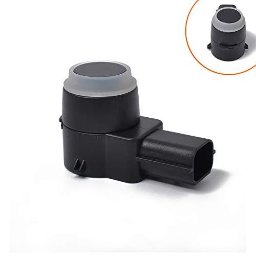 LUZIWEN Compatible con Opel Chrysler sensores de radar de marcha atrás ayudar a los sensores del automóvil 13,242,365 (Color : Black)