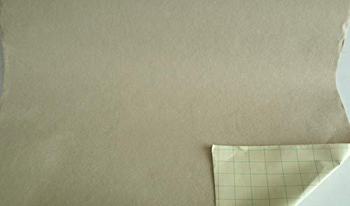 Fabrics-City larghezza 50cm ~ autoadesivo in feltro di lana tessuti klebe Feltri, 3350
