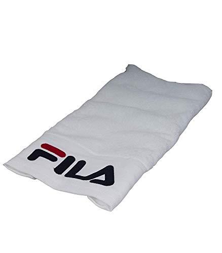 Fila Logo Toalla (Blanco)