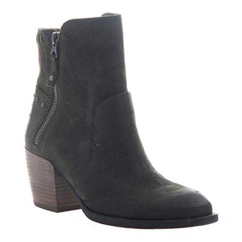 OTBT Women's Red Eye Ankle Boots - Sable - 8 M US