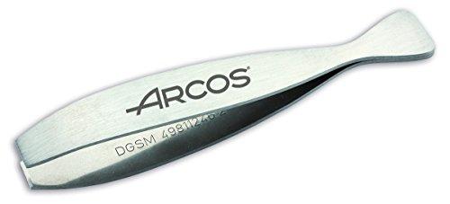 Arcos Gadgets Professionali - Pinza Pesce - Acciaio Inossidabile 110 mm - Colore Grigio