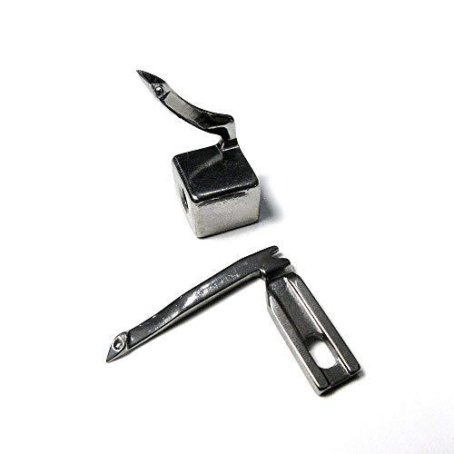 Soldadura superior e inferior para máquina de coser Singer S14-78 Overlock.