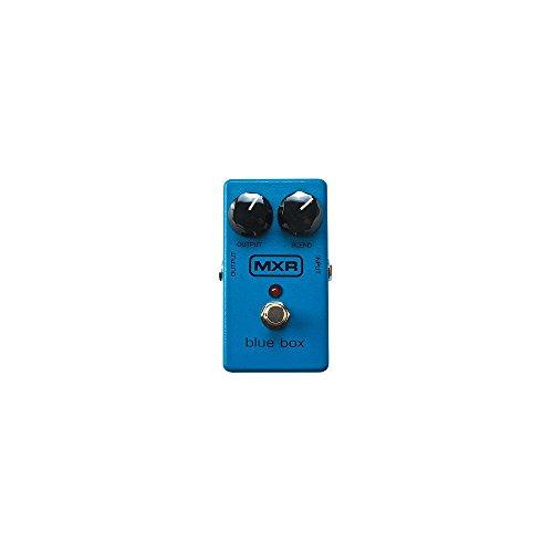 PEDALES EFECTO MXR - Dunlop (M103) Blue Box (Octavador/2 Octavas por Debajo)