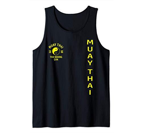 Boxe thaï Muay Thai Débardeur