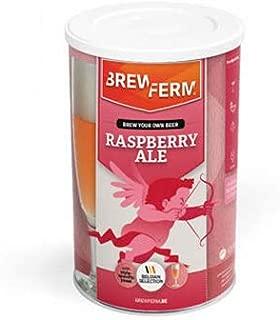 手作りビール キット缶 ブルーファーム ラズベリーエール 1500g