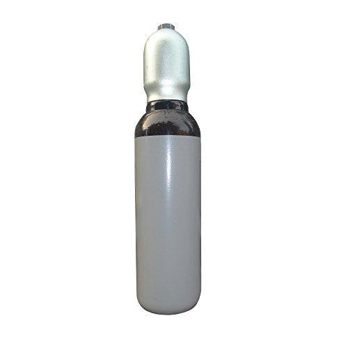 Stickstoffflasche Gasflasche 5L Stickstoff gefüllt und fabrikneu von Gase Dopp