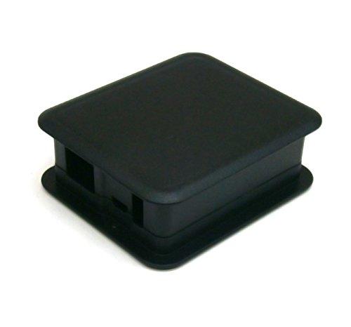 TEK-YUN Case For Arduino YUN Black