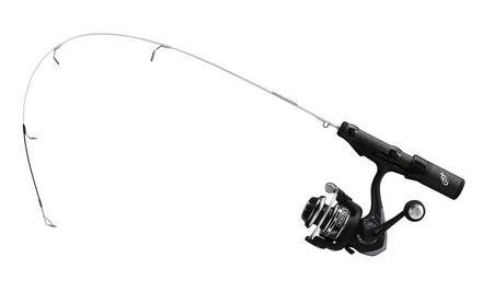 13 Fishing White Noise Ultra Light Ice Combo, 27', Left/Right