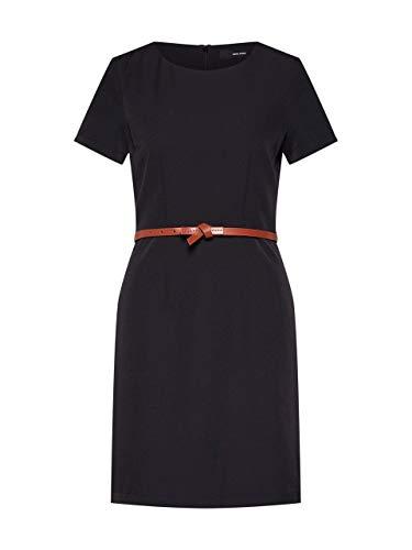 VERO MODA Damen Kleid VMPEKAYA schwarz 36