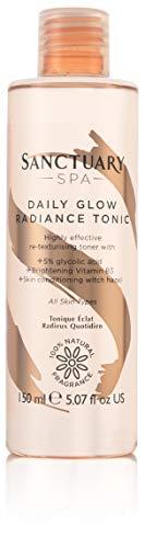 Sanctuary Spa Daily Glow Radiance Tonic Glycolic Toner, 150 ml
