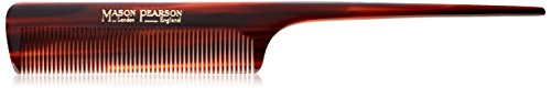 Mason Pearson Hairdressing Salon Tail Sectioning Styling Grooming Hair Comb C3
