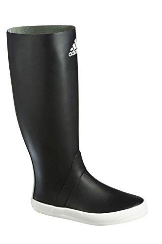 Adidas Sailing Harbour Gummistiefel schwarz/weiß, Größe EU 38 2/3 (UK 5,5)