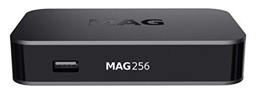 Original Mag 256IPTV Lecteur multimédia HDMI Full HD USB.