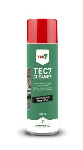 Tec7 Cleaner/Perfektes Finish, Universalreiniger | 500ML | Entfetten, Reinigen, Nahtfinish