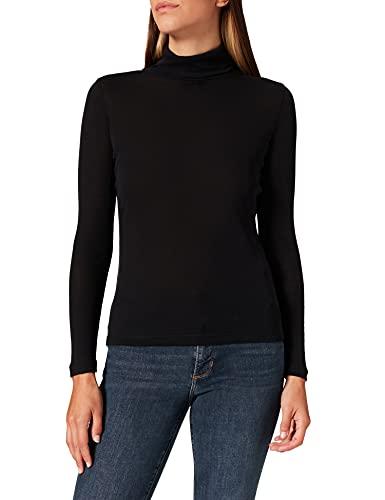 Gerry Weber T-Shirt 1/1 Arm, Nero, 52 Donna