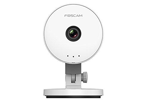 Foscam C1 Lite IP Kamera, HD Überwachungskamera IP Kamera, 720p HD Überwachungskamera für den Innenbereich 115°Viewing Angle Blickwinkel