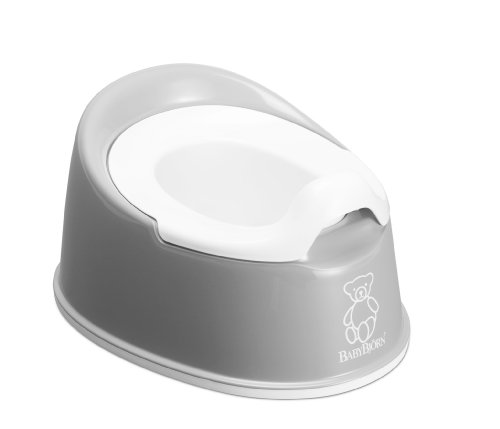 Product Image of the BABYBJORN Smart Potty, Gray