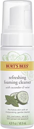 espuma limpiadora biore fabricante Burt's Bees