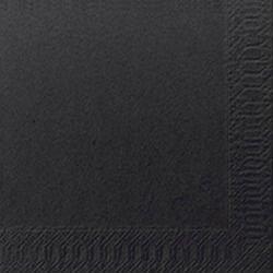 Duni 174017Banquet Rollen, Tischdecken aus Dunisilk, 1,25m x 25m, dunkelgrün (2Stück)