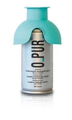 O-Pur Sauerstoff-Dose, 2 l