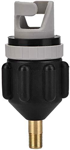 ARTFFEL Inicio Accesorios de la Bomba - Adaptador de la Bomba Barco Inflable con el Anexo de la válvula neumática Convencional Estándar Sol