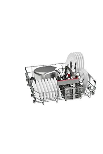 Bosch Elettrodomestici Serie 4 SMS46JB17E Lavastoviglie, Scomparsa Totale, 44 Decibel, 13 Coperti, A++, Nero