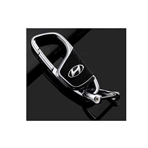 YYD Schlüsselanhänger Metall Auto Logo Keyring Schlüsselanhänger,H_yundai
