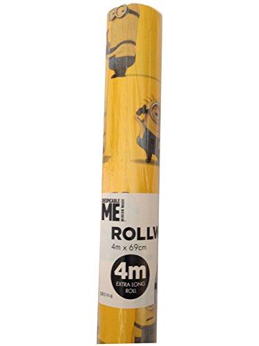 Minions - Gift Wrap (4x0,69m)