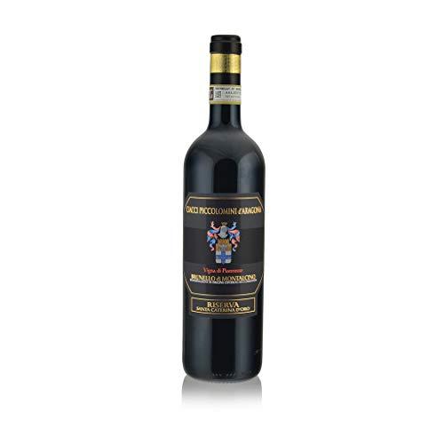 Ciacci Piccolomini D'Aragona – Brunello di Montalcino Vigna di Pianrosso Riserva Santa Caterina d'Oro (0,75l) Mr. Vino rosso