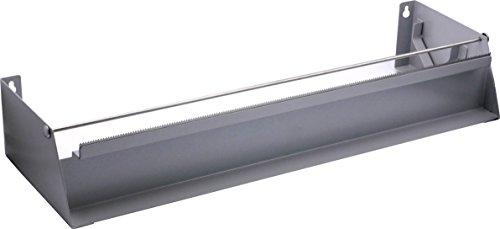 Dévidoir distributeur individuel en métal pour Film alimentaire étirable largeur 45cm