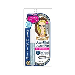 HEROINE MAKE Curl Keep Mascara Base from Japan, Essence contained. Enhance the Volume, Length & Curl of Eyelash