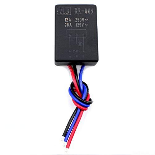 Softstart Modul Soft Start Sanftanlauf für Elektrowerkzeuge wie Handkreissäge, Tischkreissäge, Kappsägen 230V Anlaufwiderstand