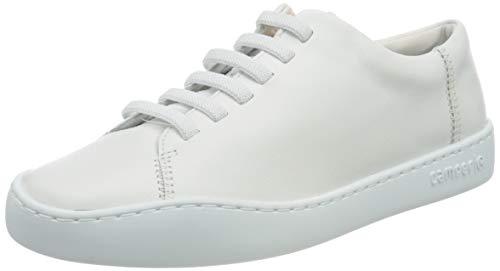 CAMPER Damen Peu Sneaker, White Natural, 36 EU