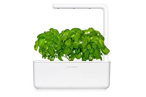 Click & Grow Smart Intelligente Garden 3, Bianco, 30x28x10 cm