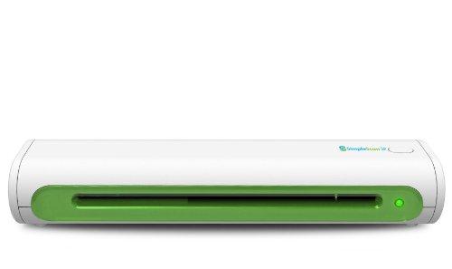 SimpleScan SP SM46300 Simplex Mobile Document Scanner