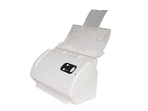 Plustek SmartOffice PS283 Simplex Dokumentenscanner (ADF, 600dpi, 25ppm) inkl. DocAction Software