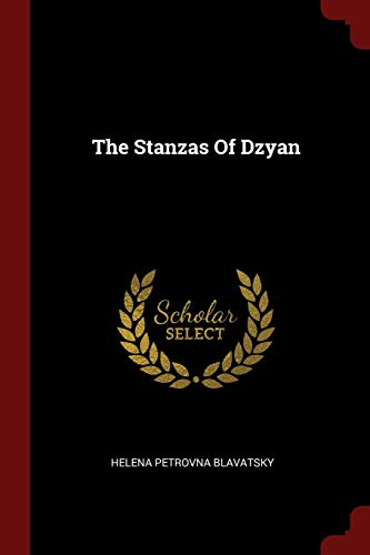 The Stanzas Of Dzyan