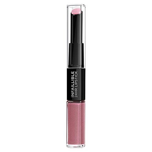 L'Oréal Paris Lippenstift Infaillible X3 Born to blush 125, 5,6 ml