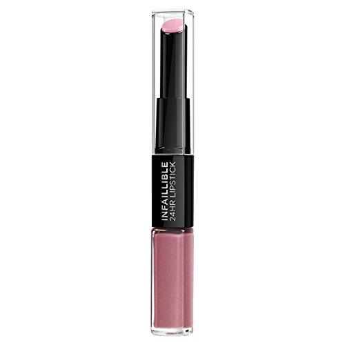 L'Oreal Paris lippen make-up Infaillible lippenstift 1Stk 125 Born to blush