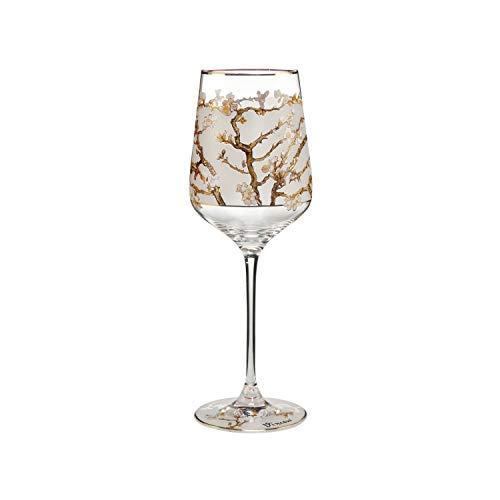 Goebel Mandelbaum Gold - Weinglas Artis Orbis Vincent Van Gogh Bunt Glas 66926671