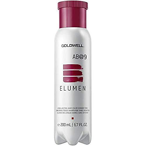Goldwell Elumen Light Haarfarbe 9 AB, 1er Pack, (1x 200 ml)