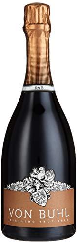 Weingut Reichsrat von Buhl Riesling Sekt 2015/2016 Trocken, 0.75 l (1 x 0.75 l)