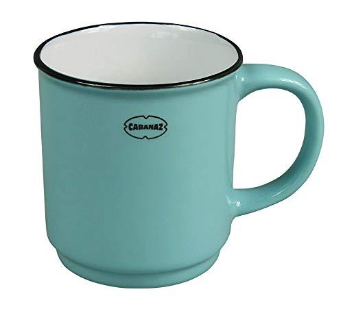 Capventure Cabanaz Mug empilable Bleu