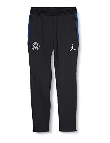 Nike Kinder Kinder Hose PSG Y Dry Strike Kp 4Th Hose, Black/Hyper Cobalt/White, M, CT2350