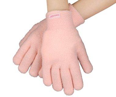 Gelsmart microfibra totalmente forrado guantes Hidrata y Suaviza piel seca...
